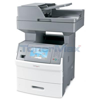 Lexmark X-651DE